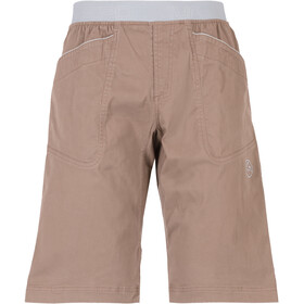 La Sportiva Flatanger Short Homme, falcon brown/cloud